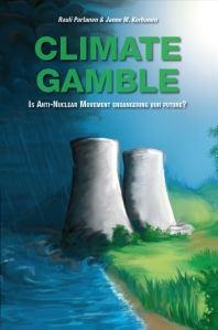 Climate Gamble -kirjan kansi